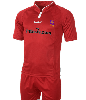 Clontarf Athletic - kit / uniform 1